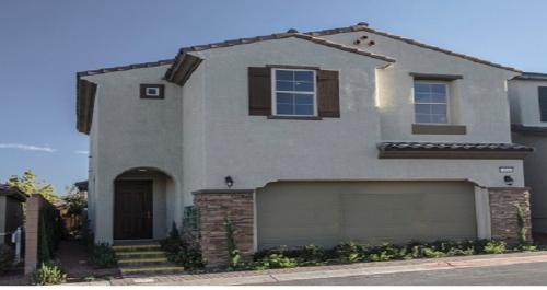 house for sale in Emerson @ Providence in Las Vegas by Woodside Homes