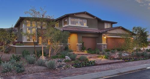 Cielo de Oro in Las Vegas by Woodside Homes in Las Vegas Nevada
