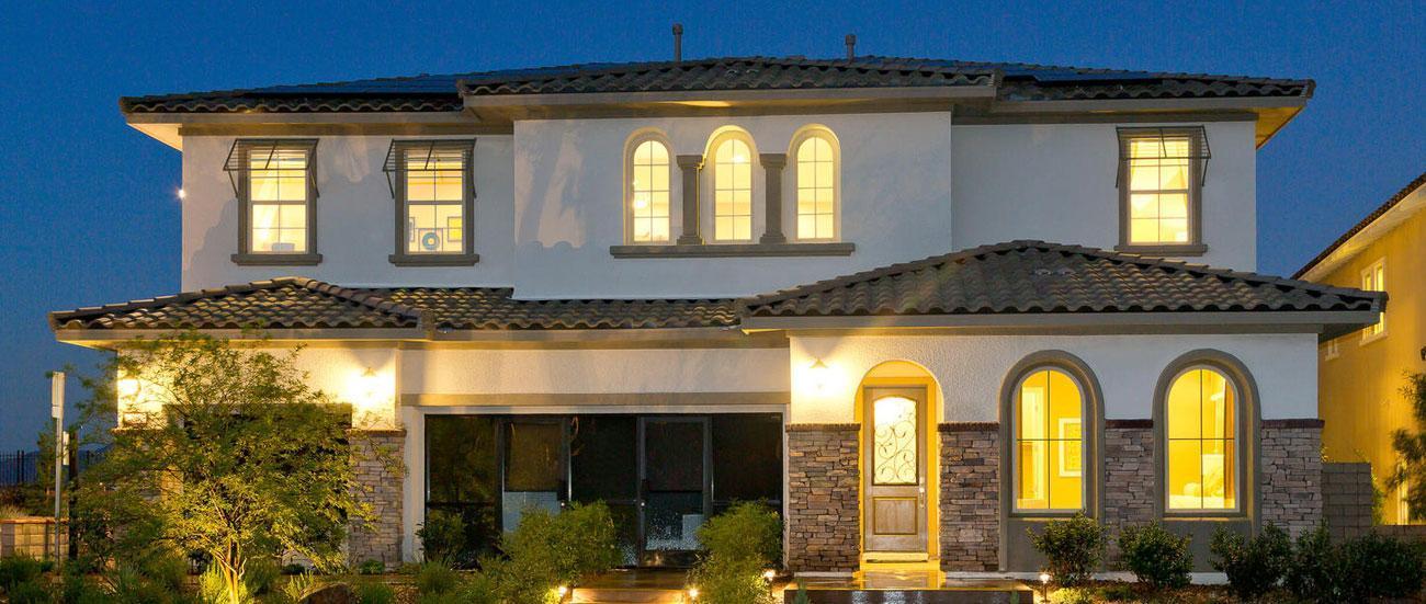 Single Family for Sale at Sarasate - Lot 72 398 Rosina Vista St. Las Vegas, Nevada 89138 United States