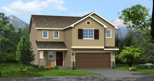 Foxboro North - Stonehaven in North Salt Lake by Woodside Homes in Salt Lake City-Ogden Utah
