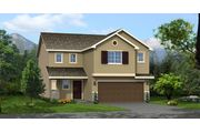 Gambel Oak - Foxboro North - Stonehaven in North Salt Lake: North Salt Lake, UT - Woodside Homes