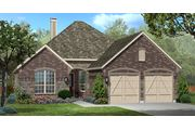 Plan 524 - Harper Oaks in San Antonio: San Antonio, TX - Woodside Homes