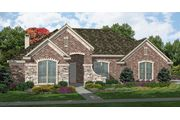 Plan 814 - Olympia Hills in Universal City: Universal City, TX - Woodside Homes