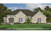 Plan 816 - Olympia Hills in Universal City: Universal City, TX - Woodside Homes