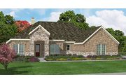 Plan 817 - Olympia Hills in Universal City: Universal City, TX - Woodside Homes