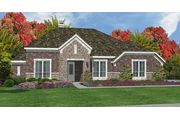 Plan 819 - Olympia Hills in Universal City: Universal City, TX - Woodside Homes