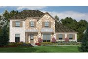 Plan 826 - Olympia Hills in Universal City: Universal City, TX - Woodside Homes