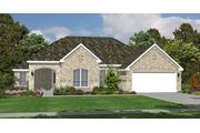 Plan 816 - Valencia Park in San Antonio: San Antonio, TX - Woodside Homes