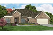 Plan 817 - Valencia Park in San Antonio: San Antonio, TX - Woodside Homes