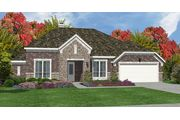 Plan 819 - Valencia Park in San Antonio: San Antonio, TX - Woodside Homes