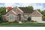 Plan 814 - Valencia Park in San Antonio: San Antonio, TX - Woodside Homes