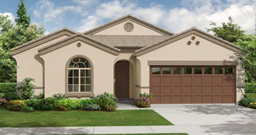 The Meadows at Majestic Oak in Visalia by Woodside Homes in Visalia California