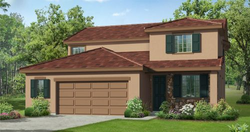 Valley Crossings in Lathrop by Woodside Homes in Stockton-Lodi California