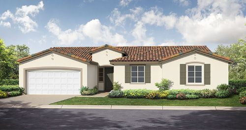 Woodside Homes at Desert Trace in Indio by Woodside Homes in Riverside-San Bernardino California