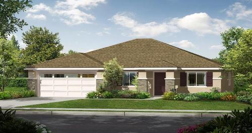 house for sale in Sagecrest in Hemet by Woodside Homes