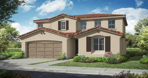 house for sale in St. Andrews at Summerly in Lake Elsinore by Woodside Homes