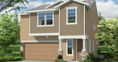 Hampton Station in Sacramento by Woodside Homes in Sacramento California
