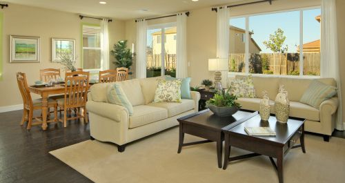 Countryside at Montrose in Marysville by Woodside Homes in Sacramento California