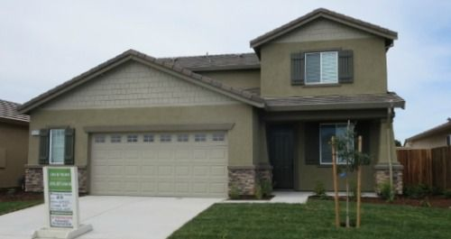 house for sale in Northbrook in Stockton by Woodside Homes