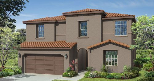 house for sale in The Enclave at Oakwood Shores in Manteca by Woodside Homes