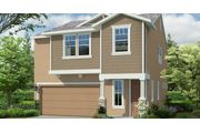 Plan 5 Empire - Hampton Station: Sacramento, CA - Woodside Homes