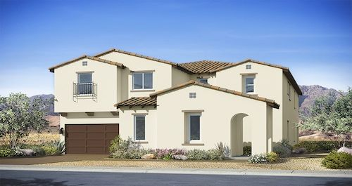 house for sale in Sonoran Views at Vistancia in Peoria by Woodside Homes