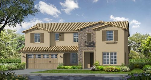 Solace Legacy Series in Gilbert by Woodside Homes in Phoenix-Mesa Arizona