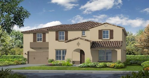 house for sale in Solace Signature Series in Gilbert by Woodside Homes