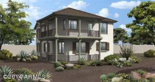 house for sale in Villages at Westridge Park in Phoenix by Woodside Homes