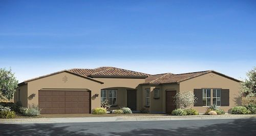 house for sale in Lyons Gate in Gilbert by Woodside Homes