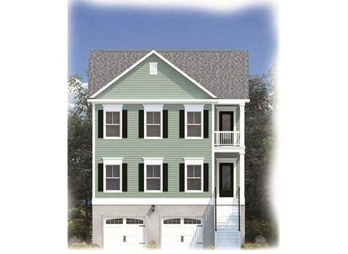 Copahee Landing by Eastwood Homes in Charleston South Carolina