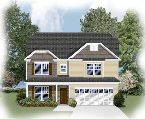 Advance: Kinderton Village by Eastwood Homes in Greensboro - Winston-Salem - High Point North Carolina