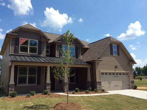 Steeplechase Run by Eastwood Homes in Greenville-Spartanburg South Carolina