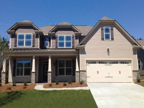 The Overlook at Bells Creek by Eastwood Homes in Greenville-Spartanburg South Carolina