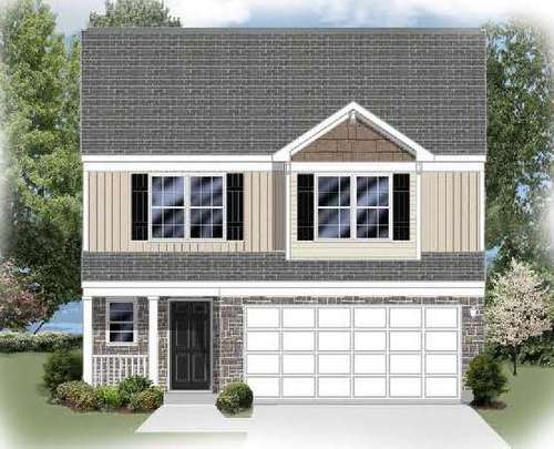 Summerville: Wynfield Forest at Buckshire by Eastwood Homes in Charleston South Carolina