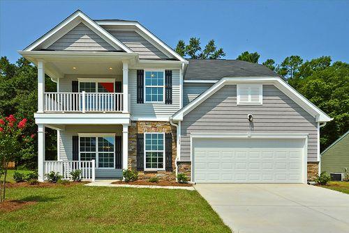 Sophia Landing by Eastwood Homes in Charleston South Carolina