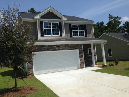 Wynfield Forest at Buckshire by Eastwood Homes in Charleston South Carolina