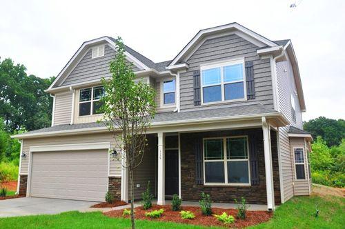 Kinderton Village by Eastwood Homes in Greensboro - Winston-Salem - High Point North Carolina