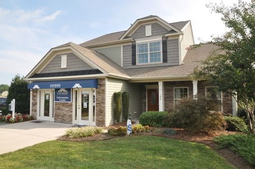 The Vineyards at Lexington by Eastwood Homes in Greensboro - Winston-Salem - High Point North Carolina