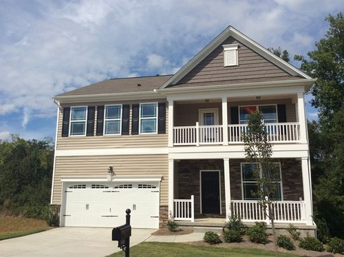 Watermill Pond by Eastwood Homes in Greenville-Spartanburg South Carolina