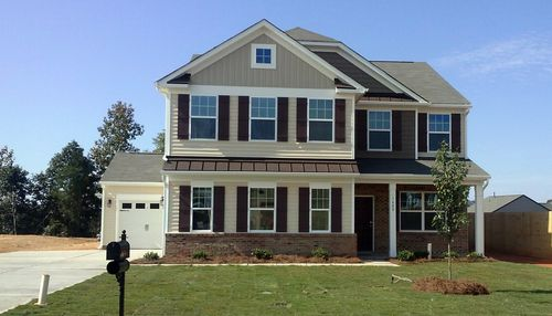 Shannon Vista by Eastwood Homes in Charlotte North Carolina