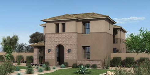 Sante Fe at Cooley Station by Fulton Homes in Phoenix-Mesa Arizona
