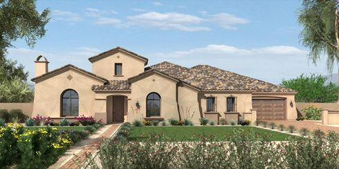 Legacy at Freeman Farms by Fulton Homes in Phoenix-Mesa Arizona