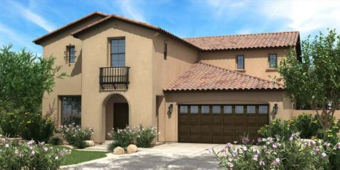 house for sale in Mediterranean at Freeman Farms by Fulton Homes