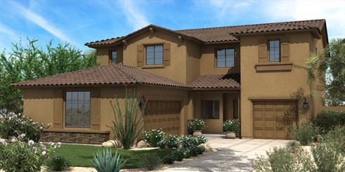 Mediterranean at Ironwood Crossing by Fulton Homes