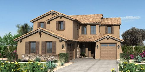 Oasis at Autumn Park by Fulton Homes in Phoenix-Mesa Arizona