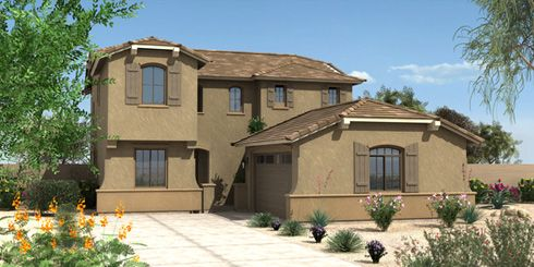 Stonehedge - The Reserve at Fulton Ranch: Chandler, AZ - Fulton Homes