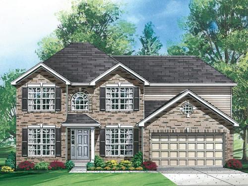 Wyndgate Estates by McBride & Son Homes in St. Louis Missouri