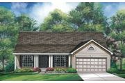 Magnolia - 3 Bedroom - The Estates at Columbus Pointe: Saint Charles, MO - McBride & Son Homes