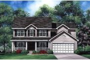 Hermitage II - The Estates at Columbus Pointe: Saint Charles, MO - McBride & Son Homes